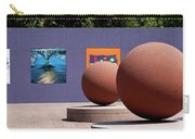 The Rounds Of Pershing Square Carry-all Pouch