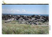 The Rugged Coast Carry-all Pouch