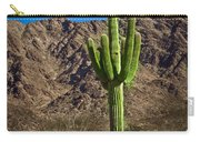 The Saguaro Carry-all Pouch by Robert Bales