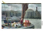 The Sailing Barge Lady Daphne Carry-all Pouch