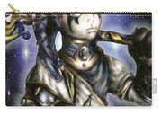 The Sapphire Of Fate Carry-all Pouch