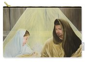 The Savior Is Born Carry-all Pouch