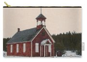 The School House Painterly Carry-all Pouch