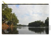 The Schuylkill River At West Conshohocken Carry-all Pouch
