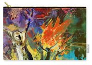 The Scream 02 Carry-all Pouch
