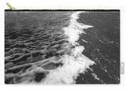 The Sea And The Foam Carry-all Pouch