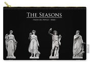 The Seasons Carry-all Pouch