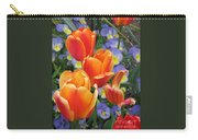 The Secret Life Of Tulips - 2 Carry-all Pouch