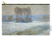 The Seine At Bennecourt Carry-all Pouch