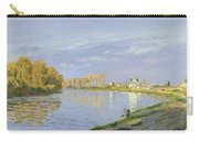 The Seine At Bougival Carry-all Pouch
