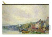 The Seine At Croisset Carry-all Pouch