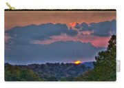 The Setting Sun Carry-all Pouch