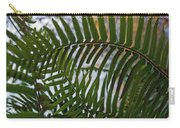 The Shade Of A Fern Carry-all Pouch