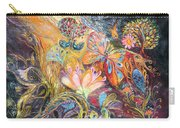 The Shining Of The Orange Tree Carry-all Pouch