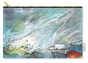 The Shores Of Galilee Carry-all Pouch