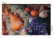 The Shy Pumpkin-man Carry-all Pouch
