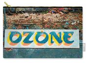 The Sign Of The Ozone Carry-all Pouch