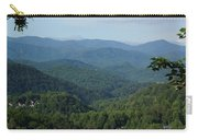 The Smoky Mountains Carry-all Pouch
