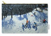 The Snowman  Carry-all Pouch by Andrew Macara