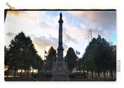 The Soldiers And Sailors Monument In Lafayette Square  Carry-all Pouch