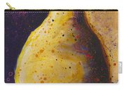 The Solitary Pear Carry-all Pouch