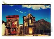 The Sombrero Bank In Old Tuscon Arizona Carry-all Pouch