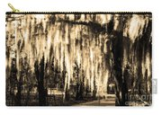 The Spanish Moss Carry-all Pouch