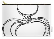 The Spider Carry-all Pouch by Granger