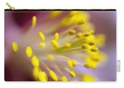The Stamen Of A Flower Carry-all Pouch