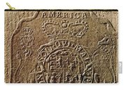 The Stamp Act Carry-all Pouch