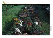 The Stand In Autumn Carry-all Pouch by Wayne King