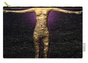 The Stoneborn Priestess Of Khufu Carry-all Pouch