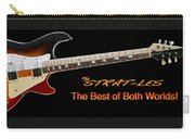 The Strat Les Guitar Carry-all Pouch