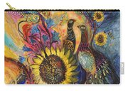 The Sunflower ... Visit Www.elenakotliarker.com To Purchase The Original Carry-all Pouch