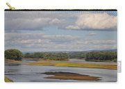 The Susquehanna River At Kingston Pa. Carry-all Pouch