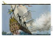 The Swedish Warship Vasa Carry-all Pouch