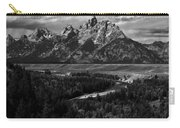 The Tetons - Il Bw Carry-all Pouch