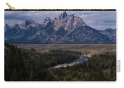 The Tetons - Il Carry-all Pouch
