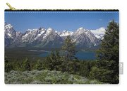 The Tetons Carry-all Pouch