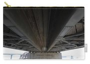 The Three Benicia-martinez Bridges In California - 5d18842 Carry-all Pouch