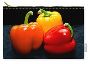The Three Peppers Carry-all Pouch