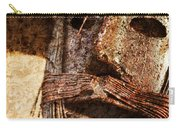 The Tin Man Carry-all Pouch by Kathy Clark