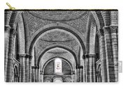 The Tombs At Fontevraud Abbey   France Carry-all Pouch