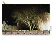 The Tower Of London At Night  Carry-all Pouch