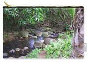 The Trail By The Creek Carry-all Pouch