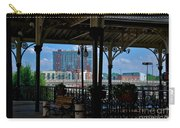 The Trainstation In Nashville Carry-all Pouch
