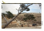 The Tree In Desert Carry-all Pouch