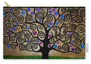 The Tree Of Life Carry-all Pouch