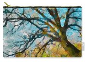The Tree Of Many Colours  Carry-all Pouch