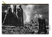 The Tribunal Arches National Park Carry-all Pouch